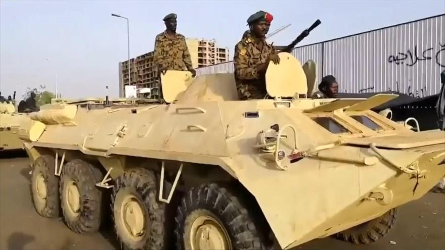 Junta Militar sudanesa promete gobierno civil en medio de protestas | HISPANTV