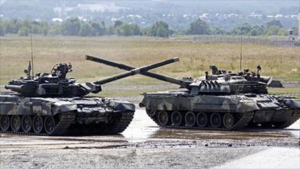 Ejército de Irak recibe nuevo lote de tanques rusos T-90S