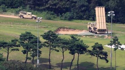 OTAN: EEUU desplegará sistema antiaéreo THAAD en Rumanía