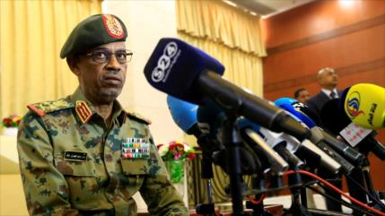 El Ejército de Sudán cambia al líder de la junta militar