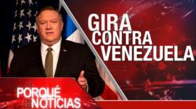 El Porqué de las Noticias: EEUU anuncia nuevas sanciones contra Venezuela. Peligra acuerdo de Paz en Colombia. Golpe militar en Sudán