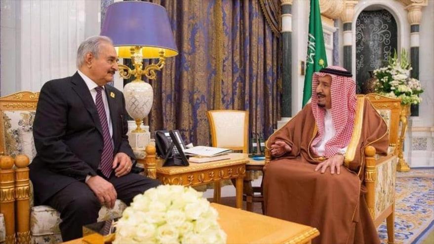 'Haftar atacó capital libia con apoyo millonario de Arabia Saudí' | HISPANTV