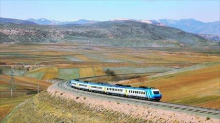 Irán, Irak y Siria se unirán a través de una línea ferroviaria