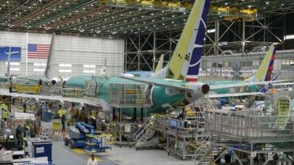 Informe: UE impondrá aranceles a EEUU por subsidiar a Boeing