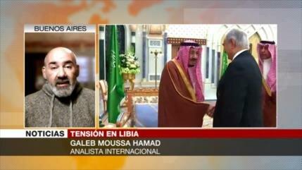 Haftar creía que en el GAN había grupos auspiciados por Riad