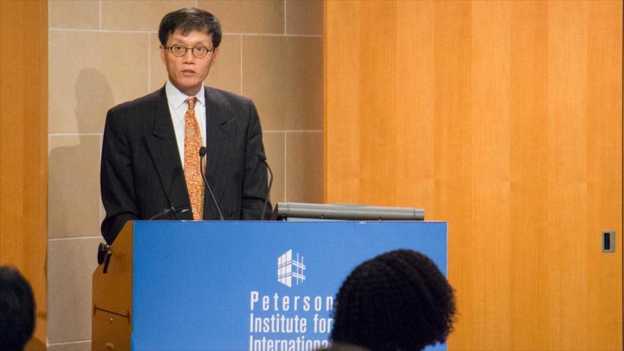 Changyong Rhee, director del Departamento de Asia y el Pacífico del Fondo Monetario Internacional (FMI).