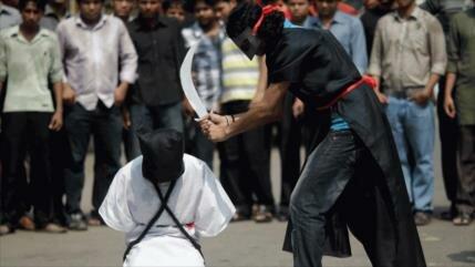 Riad recurre a la pena de muerte para silenciar a los opositores