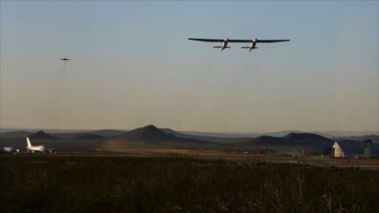 Vídeo: Vuela por primera vez el mayor avión del mundo