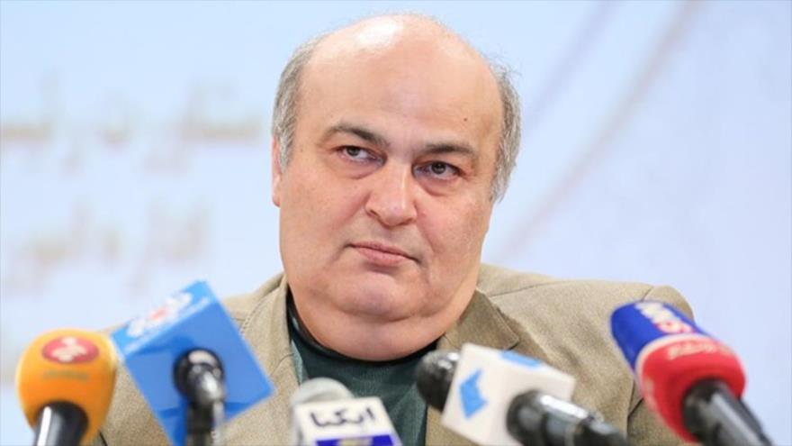 El representante de la comunidad judía en Irán ante la Asamblea Consultiva Islámica de Irán (Mayles), Siamak Mareh Sedq.