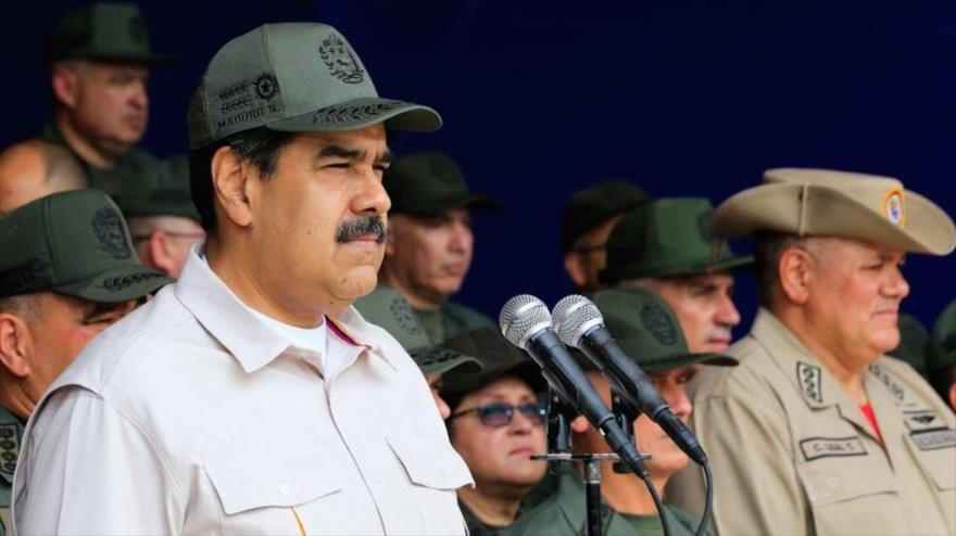 Maduro: Golpistas del 2002 son los mismos que atacan hoy | HISPANTV