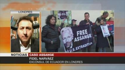 """""""Ecuador dejó de proteger a Assange pese a que era su obligación"""""""