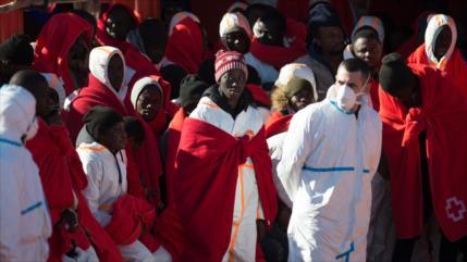 OIM: El 48 % de migrantes africanos en España sufre abusos