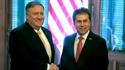 EEUU y Paraguay acuerdan asfixiar a Maduro y apoyar a Guaidó