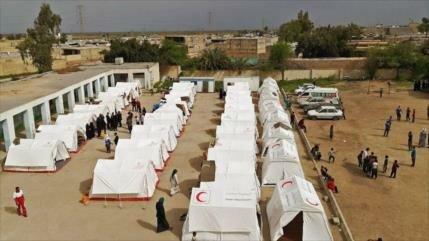 Irán proporciona alojamiento a 227 000 afectados por inundaciones
