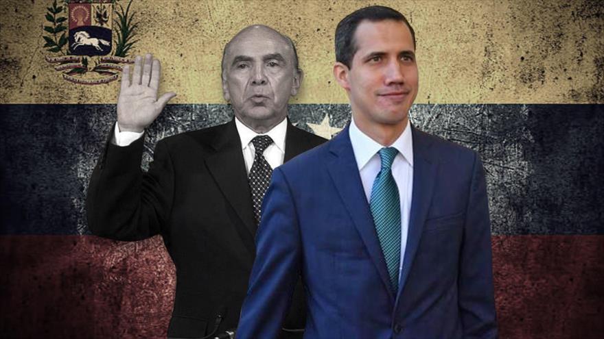 No se cumplen sueños de golpistas en Venezuela: Carmona y Guaidó