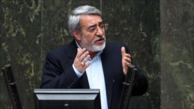 Ministro del Interior de Irán ofrece detalles de gestión de riadas
