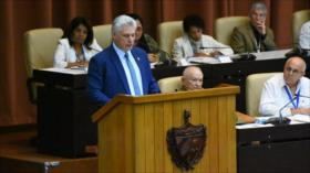 Díaz-Canel: Las relaciones Cuba-EEUU están en su peor momento