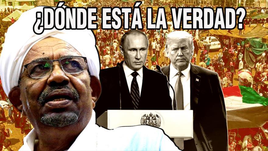 Detrás de la Razón: Sudán; se va Al-Bashir, ¿Qué viene después?