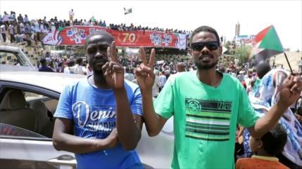 Sudaneses siguen en calles hasta que se cumplan sus demandas