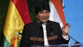 Bolivia: Assange vive una injusta persecución por defender DDHH