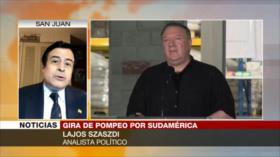 Los líderes de Grupo de Lima son satélites de EEUU