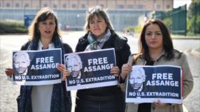 Legisladoras europeas critican a Ecuador por entregar a Assange