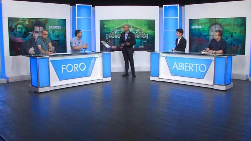 Foro Abierto; Venezuela: crece la amenaza militar estadounidense