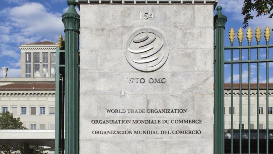 La sede de la Organización Mundial del Comercio (OMC) en Ginebra, Suiza.
