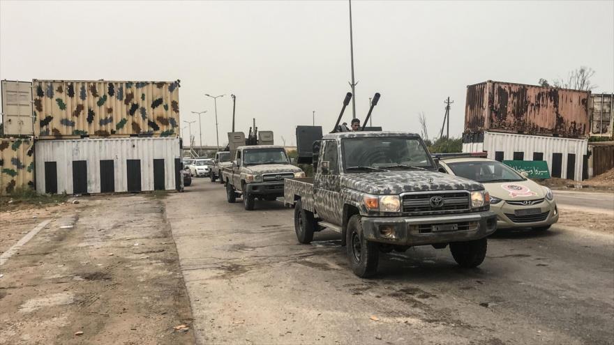 Trípoli: Guerra en Libia precipitará a 800 000 migrantes a Europa | HISPANTV