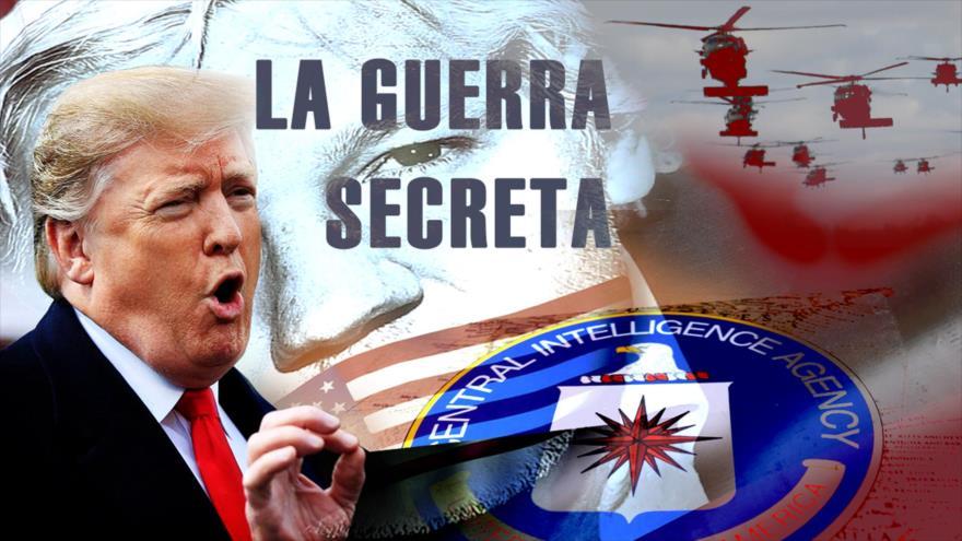 Detrás de la Razón: ¿Cuál es la guerra más poderosa? Entre EEUU, Rusia, WikiLeaks y Assange