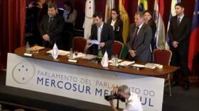 Modifican estructura eleccionaria del Parlasur en Paraguay
