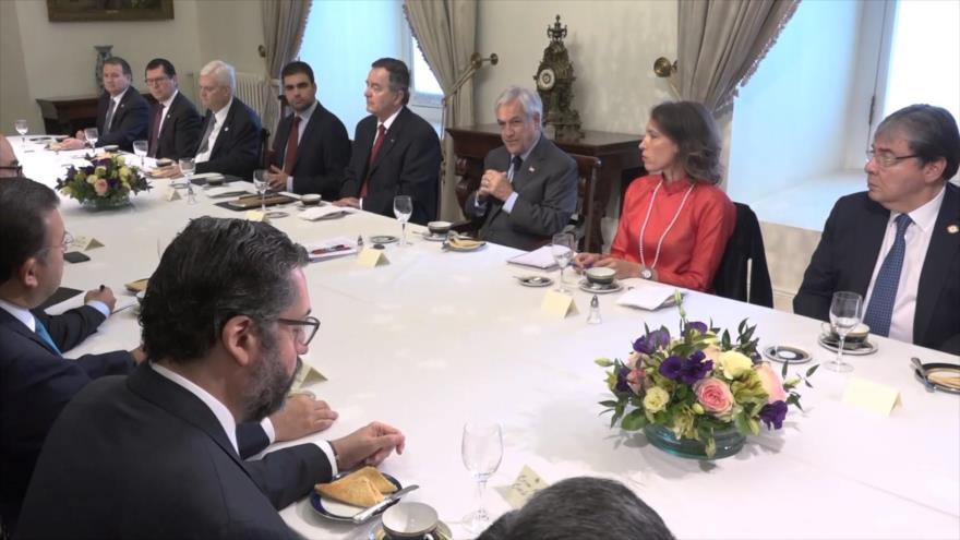 Grupo de Lima continúa estrategia golpista contra Venezuela