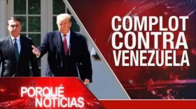 El Porqué de las Noticias: Irán ante presiones. Agresión contra Venezuela. Migrantes desafían a Trump