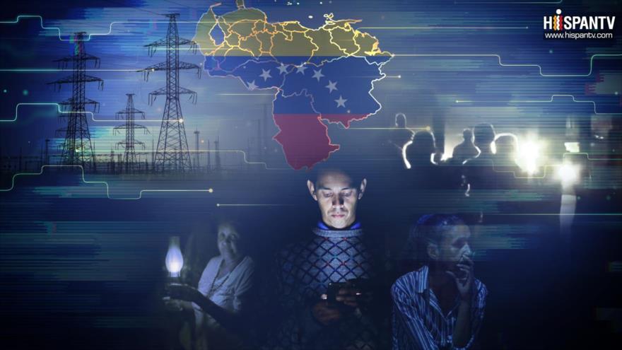 Apagones en Venezuela: Nueva arma de destrucción masiva