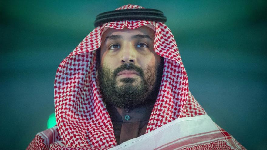 El príncipe heredero saudí, Muhamad bin Salman, en Riad, 28 de enero de 2019. (Foto: AFP)