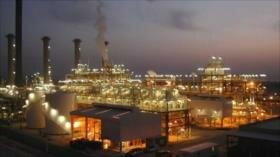 Irán pone en venta condensado de gas natural en bolsa de energía