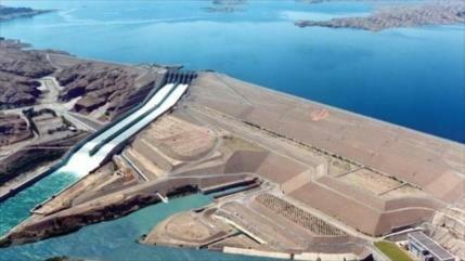 Rendimiento de represas ante inundaciones en Irán