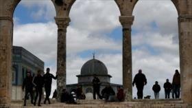 Incendio en la Mezquita Al-Aqsa a la vez que en Notre Dame