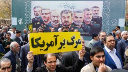 Instagram bloquea cuentas de comandantes del CGRI de Irán