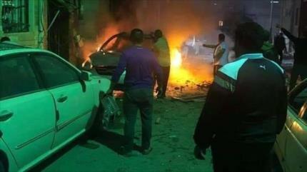 Ataques con cohetes a Trípoli dejan 2 muertos y 8 heridos