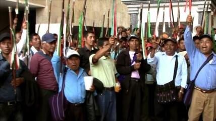 Indígenas de Chiapas abandonan sistema de partidos políticos