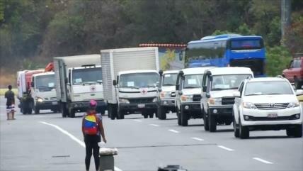 Primer lote de ayuda humanitaria de Cruz Roja llega a Venezuela