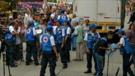 """Ayudas a Venezuela """"Por lo legal todo, por las malas nada"""""""
