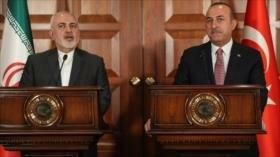 Turquía condena 'errónea' decisión de EEUU contra CGRI de Irán