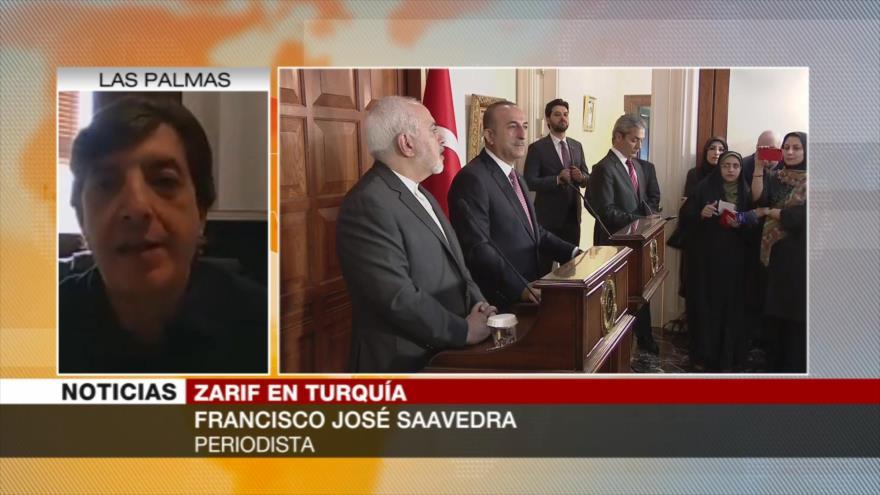 Saavedra: EEUU llama terrorista a quienes combaten el terrorismo