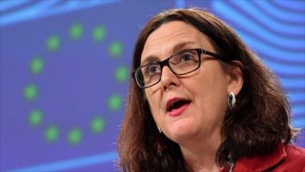 UE impondrá aranceles a bienes de EEUU por $ 20 mil millones