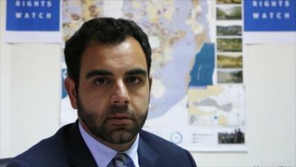 Tribunal israelí aprueba deportación de representante de HRW