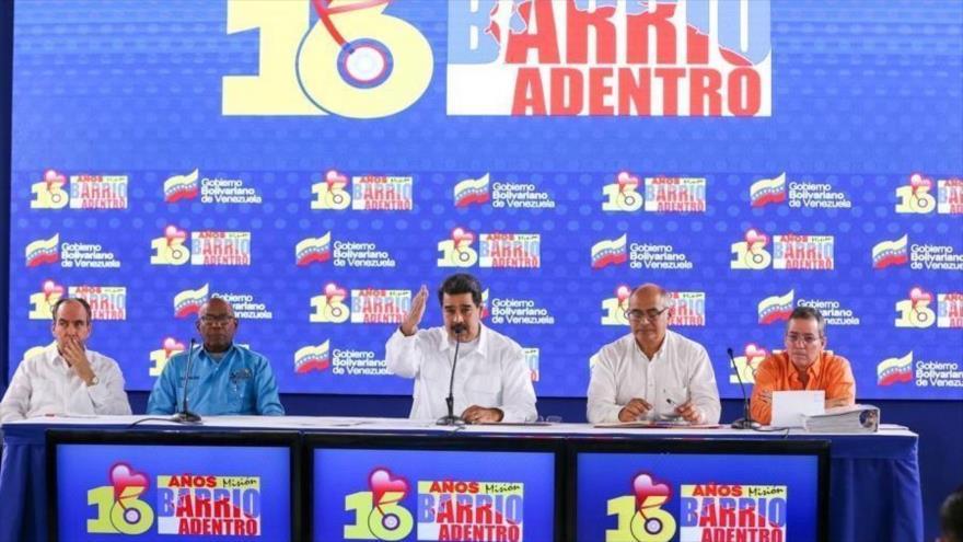 Venezuela reclama a Portugal 1700 millones de dólares bloqueados