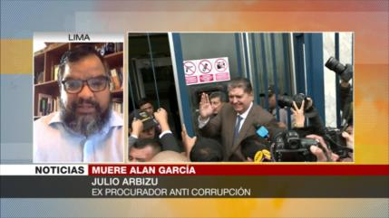 """""""García tenía miedo a afrontar investigaciones en su contra"""""""