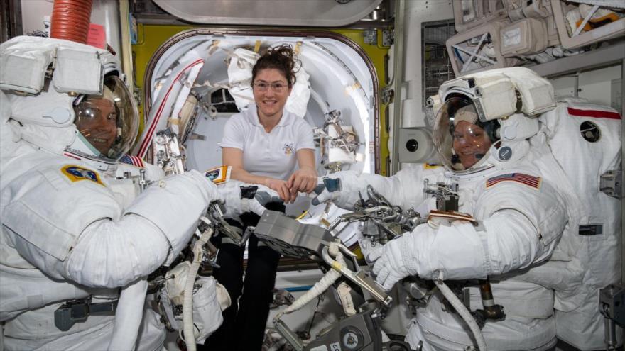 Una astronauta fijará un récord y pasará 11 meses en el espacio | HISPANTV